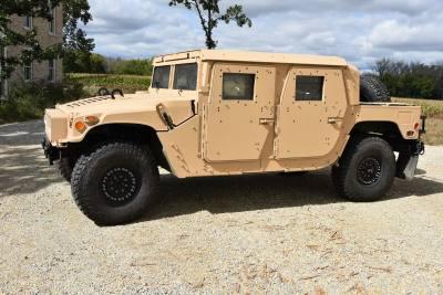 1980 Hummer H1 Humvee M1165
