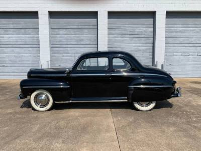 1947 Ford Super Deluxe Coupe