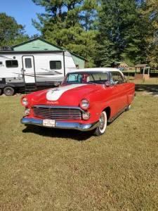 1952 Ford Victoria Crestline