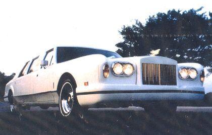 1975 Rolls Royce Silver Shadow Limo