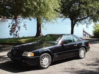 1997 Mercedes Benz CL600