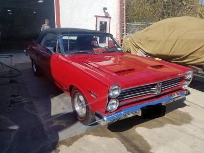 1967 Mercury Convertible