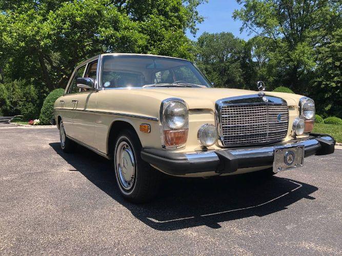 1976 Mercedes Benz 280