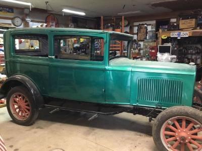1928 Plymouth Model Q