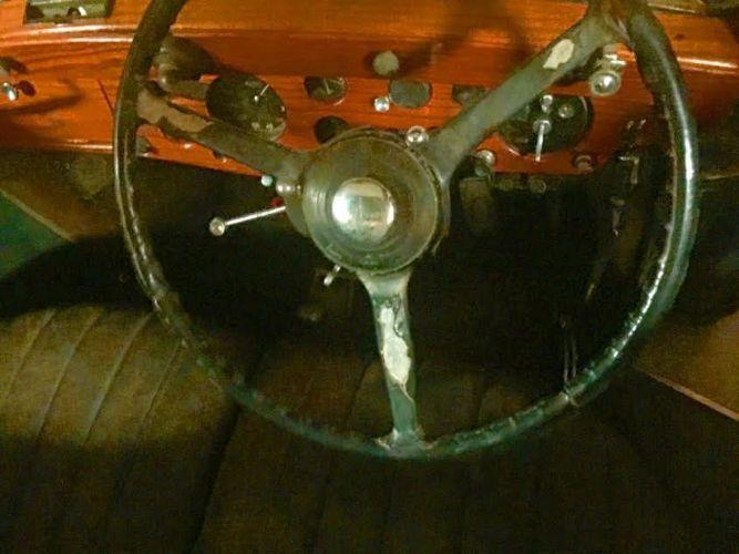 1937 Rolls Royce 25/30 Park Ward 3