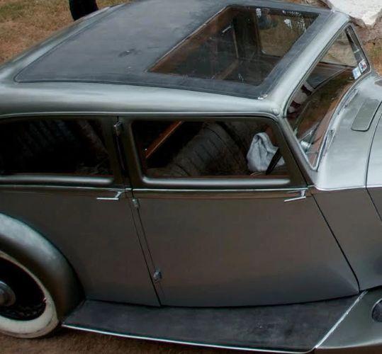1937 Rolls Royce 25/30 Park Ward 6