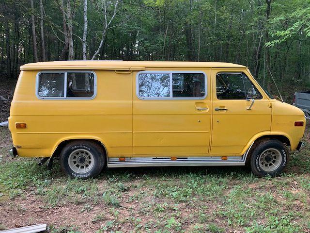 1977 Chevrolet Van
