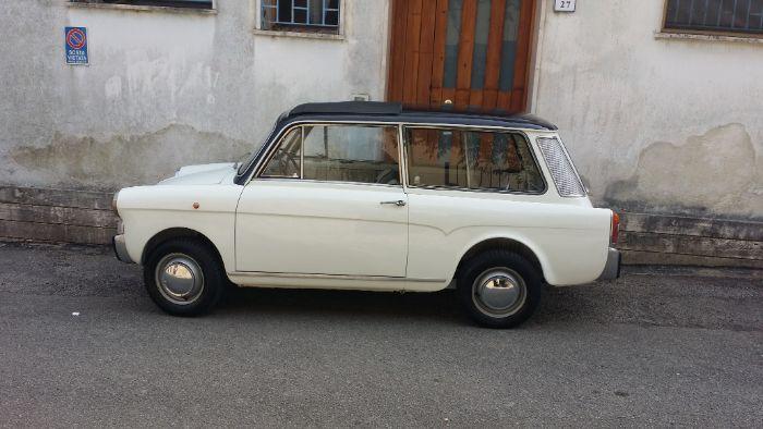 1961 Fiat Bianchina Panoramica