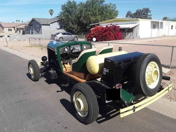 1931 Willys Speedster