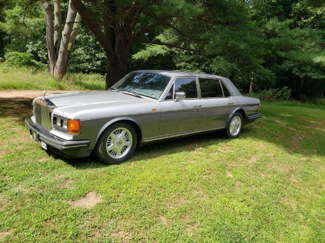 1990 Rolls Royce Silver Spur II