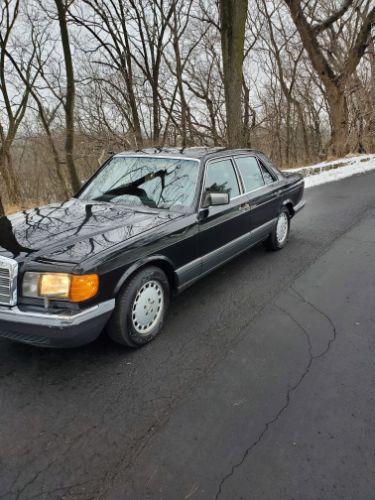 1990 Mercedes Benz 300SE