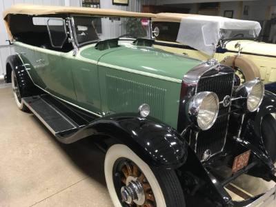 1930 Cadillac La Salle Phaeton