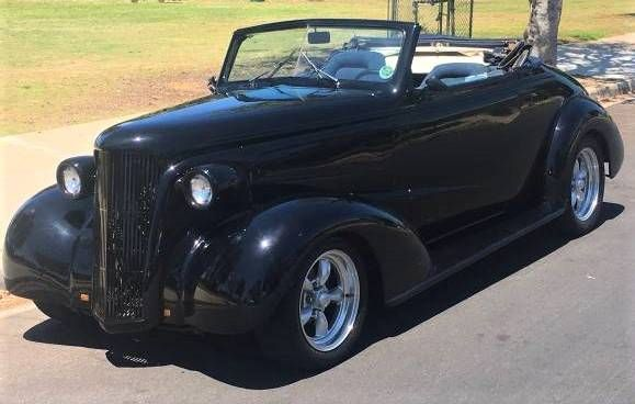 1937 Chevrolet Convertible