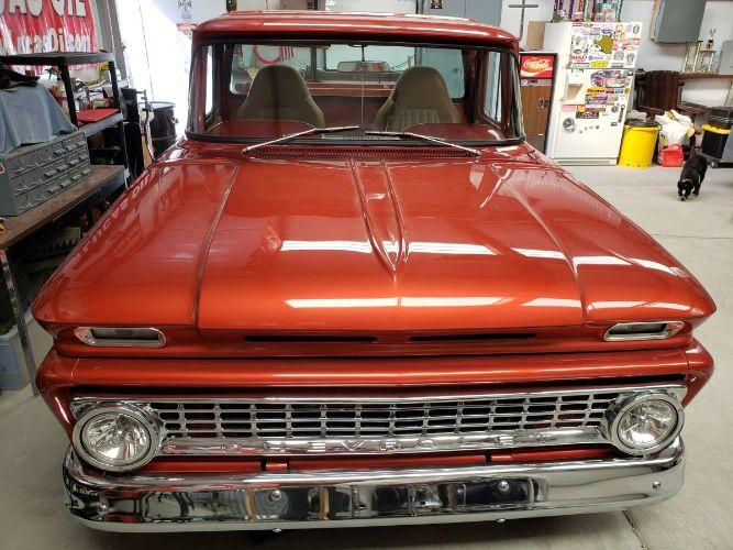 1963 Chevrolet C10 16