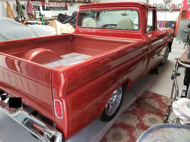 1963 Chevrolet C10 3