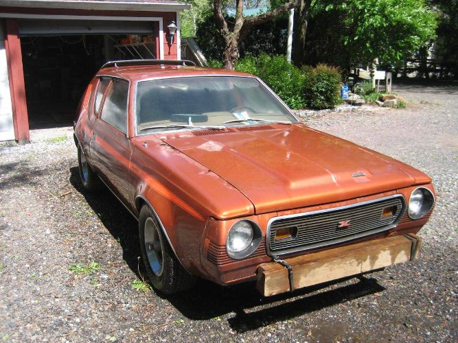 1974 AMC Gremlin X Package