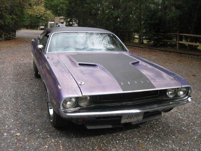 1970 Dodge Challenger SE/RT