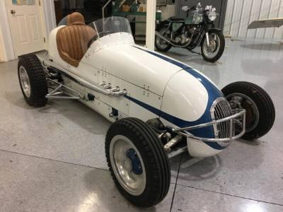 1948 Kurtis-Kraft Offenhauser