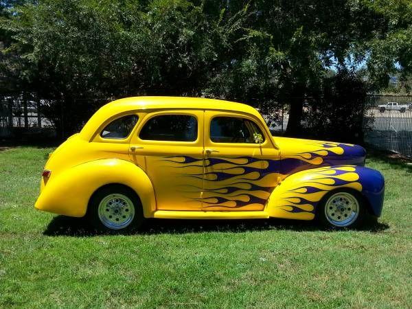 1941 Willys Sedan