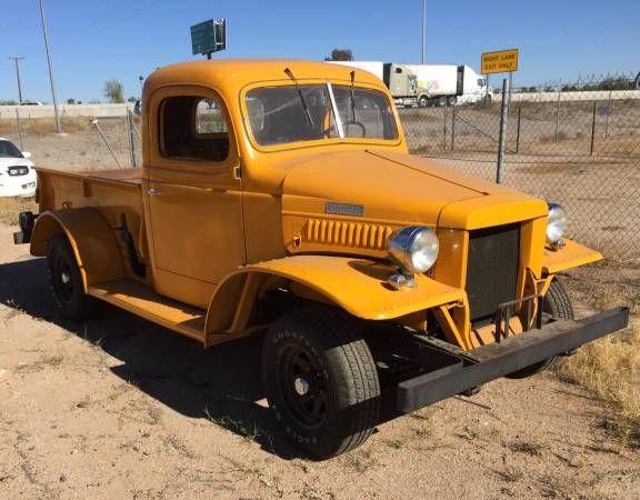 1941 Dodge Army Truck