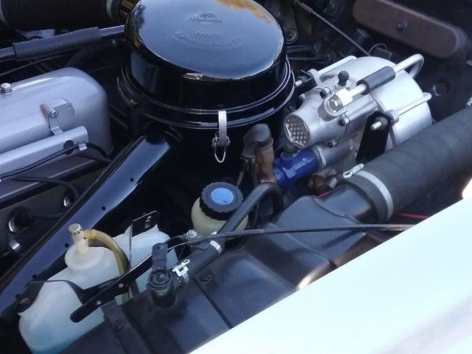 1960 Mercedes Benz 190SL 18
