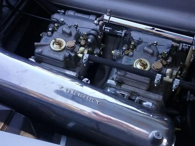 1960 Mercedes Benz 190SL 25