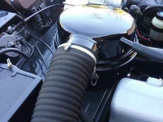1960 Mercedes Benz 190SL 26
