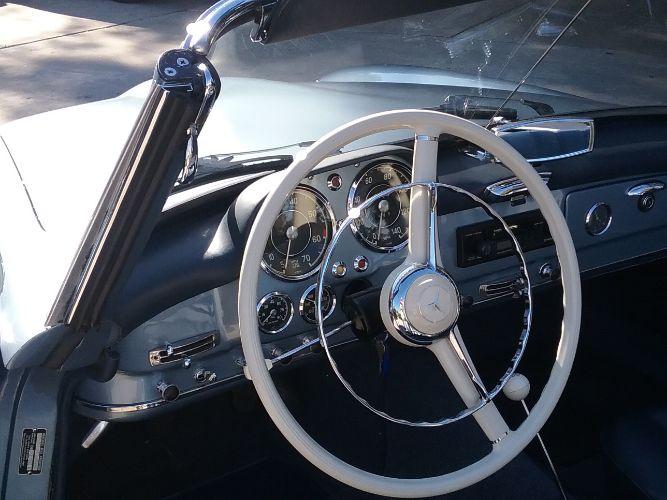 1960 Mercedes Benz 190SL 6