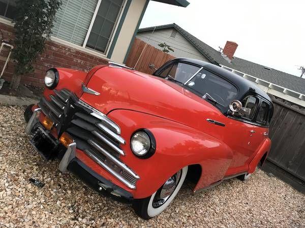 1948 Chevrolet Style Master
