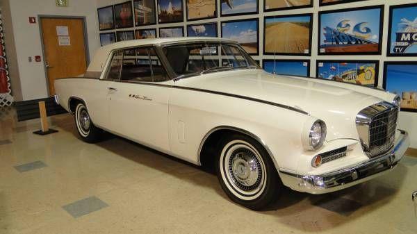 1963 Studebaker Hawk GT