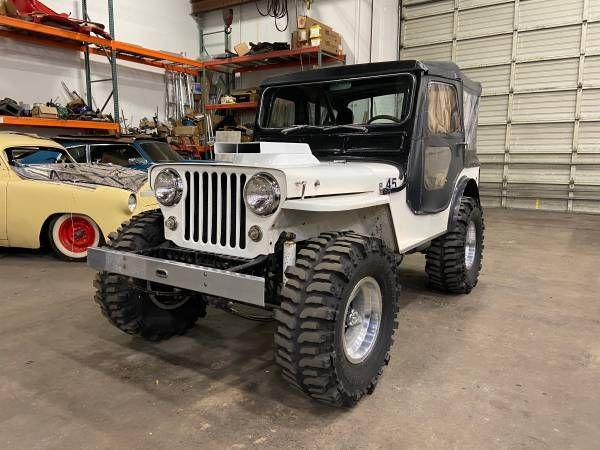 1953 Jeep CJ3