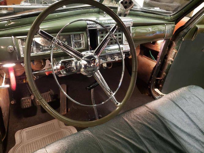 1948 Chrysler Coupe 12