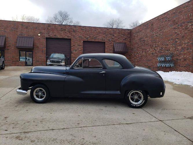 1948 Chrysler Coupe 15