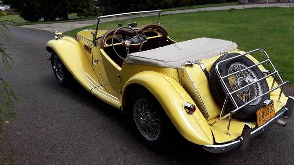 1954 MG TF 11