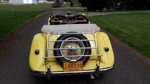 1954 MG TF 2