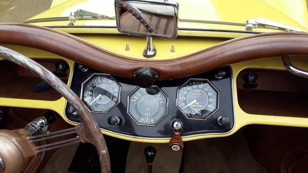 1954 MG TF 16