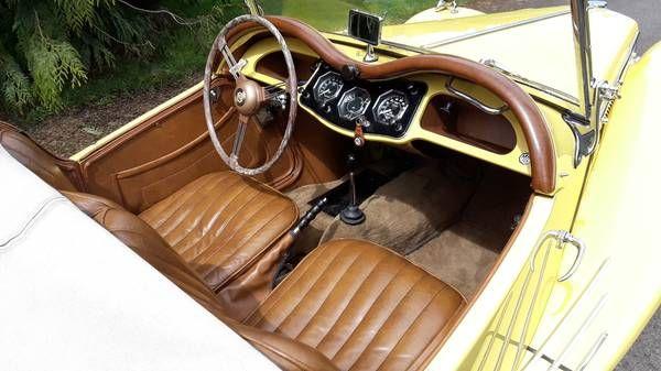 1954 MG TF 7