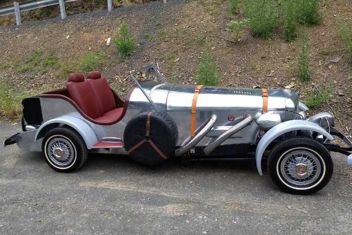 1974 MG Roadster