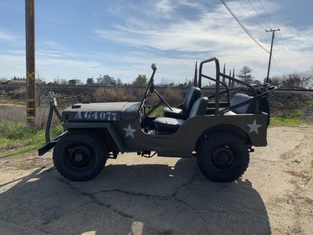 1943 Ford Jeep