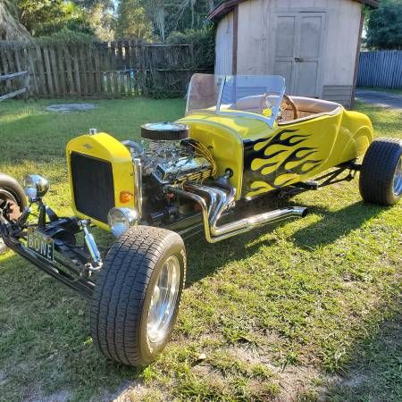 1934 Chevrolet Hot Rod