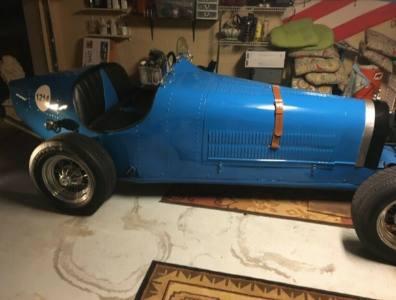 1929 Bugatti Veyron