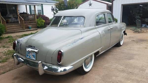 1950 Studebaker Sedan