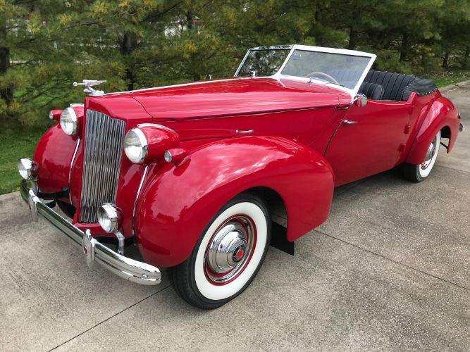 1939 Packard 120 Darrin
