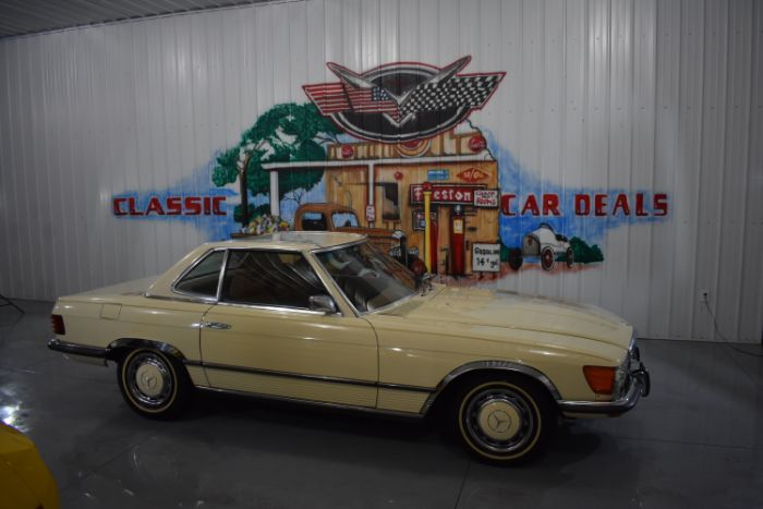 1973 Mercedes Benz 280SL
