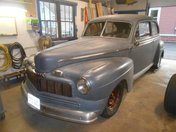 1946 Mercury Sedan