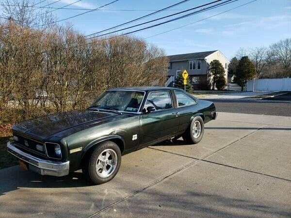 1976 Chevrolet Nova SS