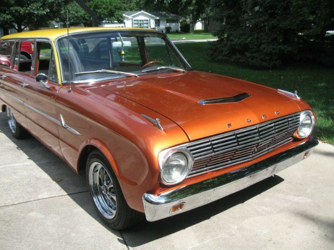 1963 Ford Falcon Deluxe