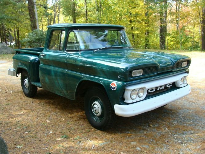 1961 GMC Sierra