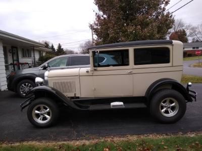 1928 Chevrolet Sedan