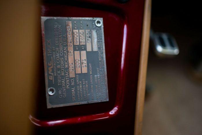 1959 GMC 100 12